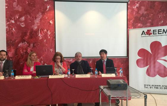 Resultado I Concreso ACEEM. Asociación de Centros Especiales de Empleo de Madrid