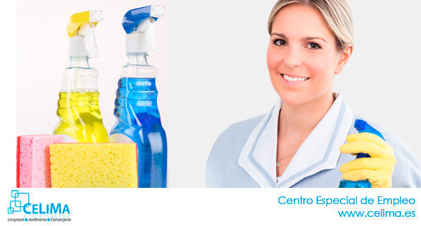 Formación específica Celima 2016, empresa de limpieza en Madrid