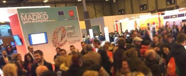 Un año más, Celima asistió a la XI Feria de Empleo para Personas con Discapacidad en Madrid