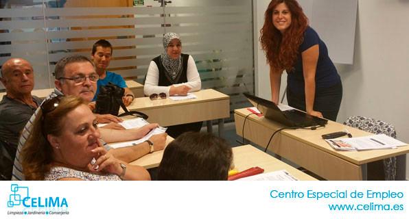 Unidad de Apoyo del Centro Especial de Empleo Celima