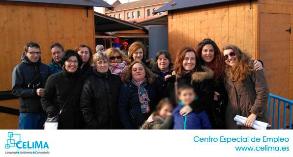 Actividades Celima, Centro Especial de Empleo Madrid: LA NAVIDEÑA FERIA INTERNACIONAL DE LAS CULTURAS