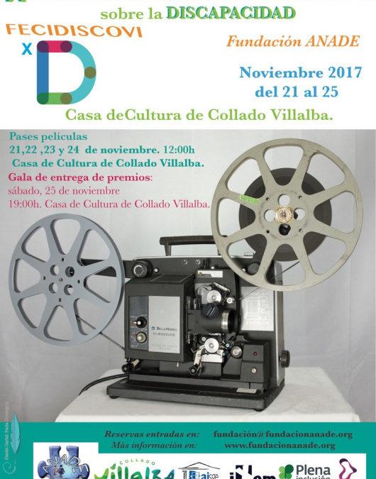X Festival Internacional de Cine sobre la Discapacidad en Collado Villalba