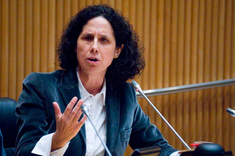 Ana Peláez Narváez presenta su candidatura al CEDAW