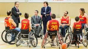 El baloncesto en silla de ruedas, más visible gracias al acuerdo entre CaixaBank y FEDDF