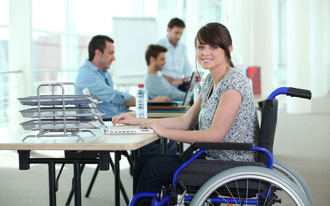Aumenta la contratación de personas con diversidad funcional