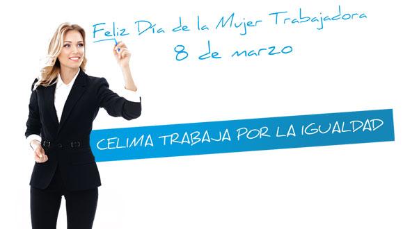 8 marzo: Feliz Día Internacional de la Mujer Trabajadora