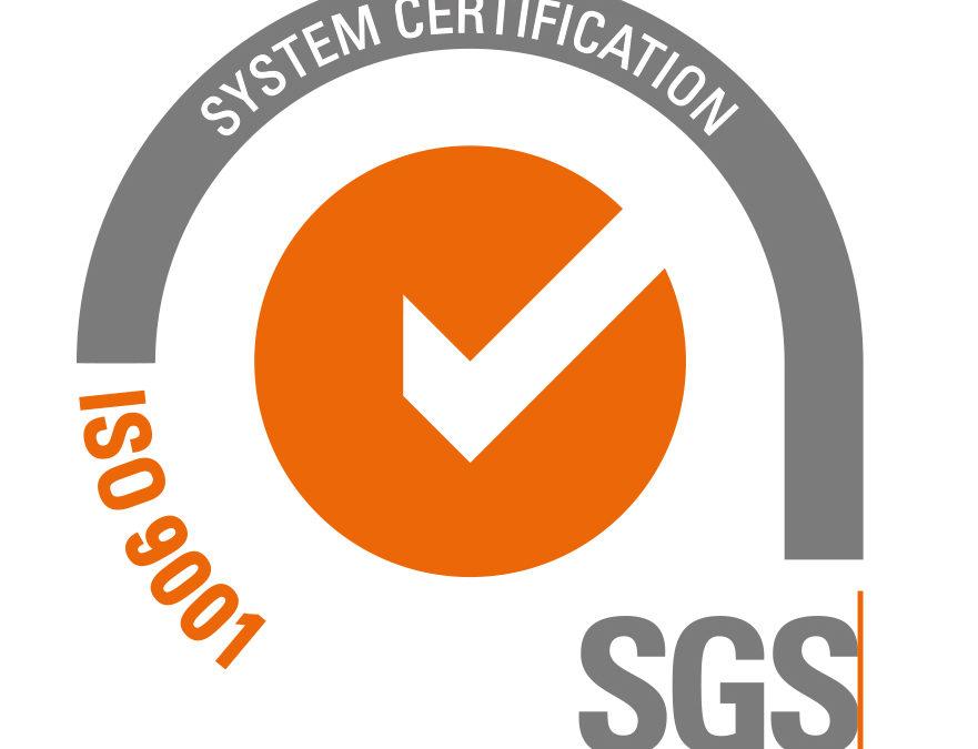 Certificación ISO 9001 – sistemas de gestión de calidad