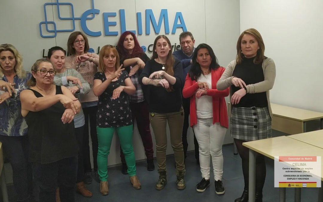En Celima formamos a nuestra plantilla en lenguaje de signos