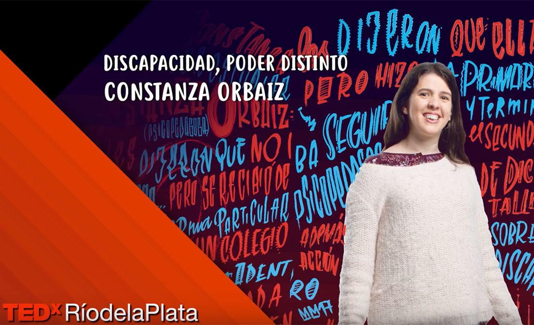 Rompiendo barreras: Ted X Talks. ¿Cómo vive la discapacidad una persona con parálisis cerebral que trabaja ayudando a otros?