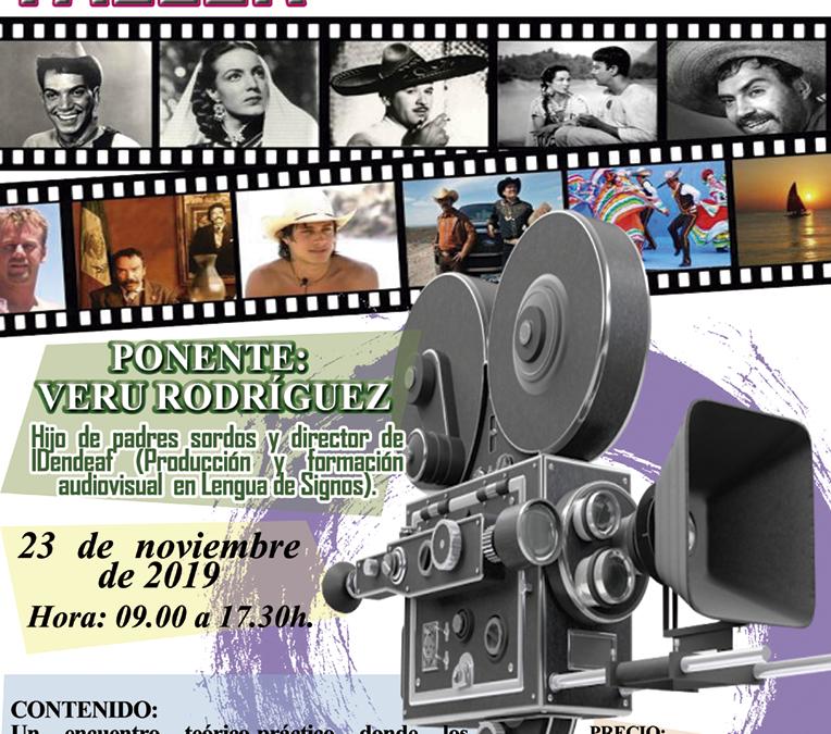 Taller «El guión cinematográfico en lengua de signos»